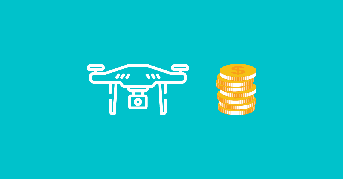 The cost of drone footage cover image
